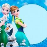 Convite Frozen Febre Congelante 4