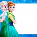 Convite Frozen Febre Congelante 5
