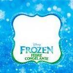 Convite Frozen Febre Congelante 6