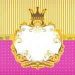 Convite Fundo Princesa 3