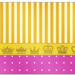 Copo de Brigadeiro Fundo Princesa