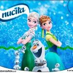 Creminho Nucita Frozen Febre Congelante