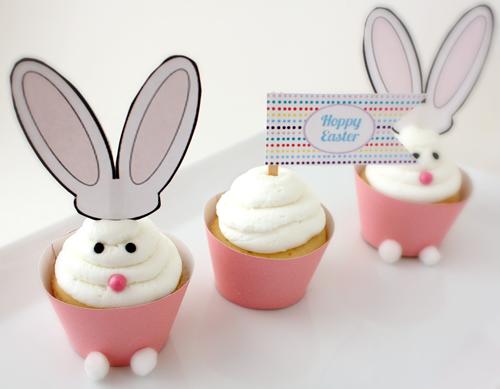 Cupcake para Páscoa - Passo a Passo 4