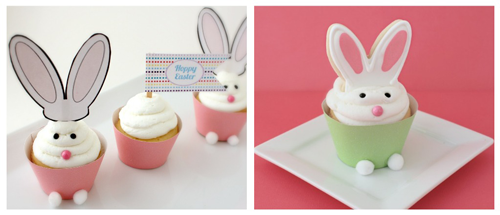Cupcake para Páscoa - Passo a Passo