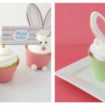 Ideias para Páscoa - Cupcakes