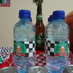 Água Festa Boteco da Rose
