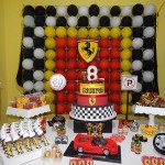 Festa Ferrari do Eduardo