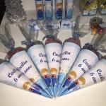 Festa Frozen da Cecília