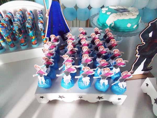Festa Frozen da Kika e Ciça
