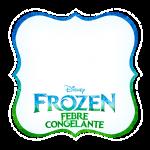 Frame Frozen Febre Congelante