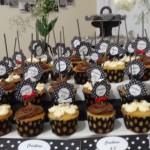 Cupcakes Festa 40 anos do Cris