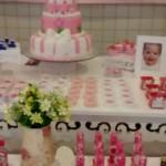 Festa Rosa Provençal da Mariana