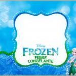 Marmita 500gr Frozen Febre Congelante