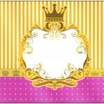 Marmita 500gr Fundo Princesa