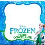 Marmitinha Frozen Febre Congelante