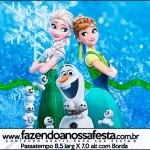Passatempo Frozen Febre Congelante