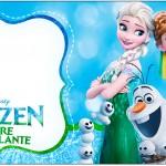 Rótulo Caixa Bombom Frozen Febre Congelante