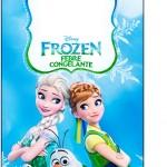 Tag Agradecimento Frozen Febre Congelante
