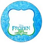 Tubetes, Latinhas e Toppers Frozen Febre Congelante