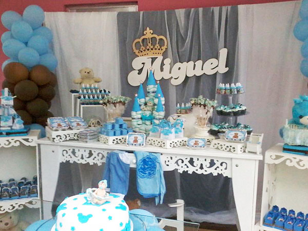Chá de Bebê do Miguel