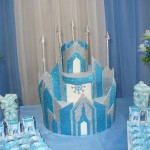Bolo Festa Frozen da Laura