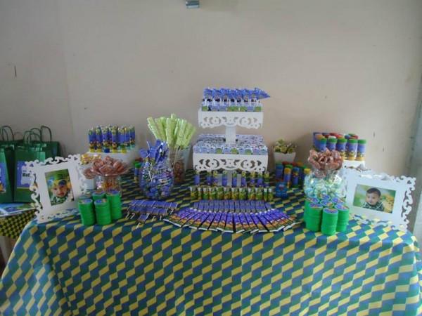 Festa Galinha Pintadinha na Copa