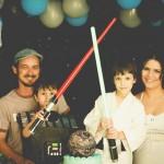 Festa Star Wars Pedro e Pablo