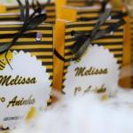 Lembrancinha Festa Abelhinha da Melissa