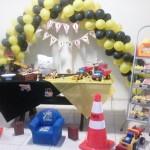 Festa Construção do Davi