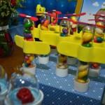 Avião Festa Pequeno Príncipe do Nicolas