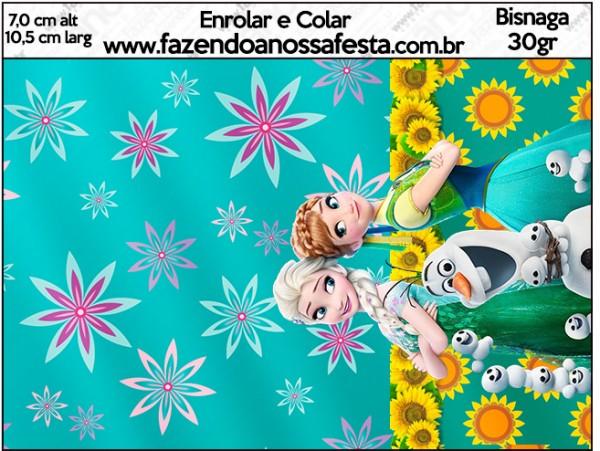 Bisnaga Brigadeiro 30gr Frozen Fever