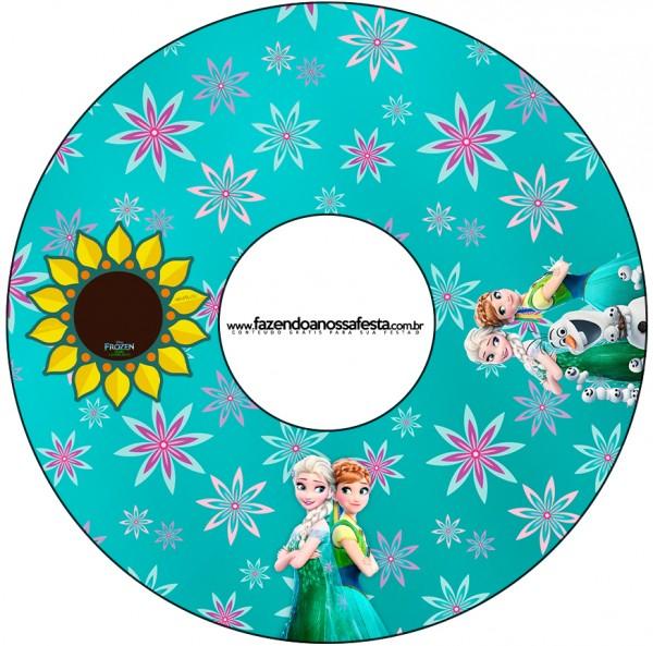 CD DVD Frozen Fever