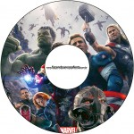 CD DVD Os Vingadores 2