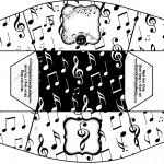 Cachorro-quente Notas Musicais