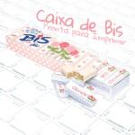 Caixa Bis Personalizada para Dia das Mães