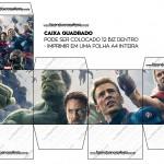 Caixa Bis Os Vingadores 2