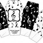 Caixa China in Box Notas Musicais