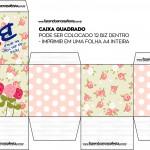 Caixa Bis Dia das Mães (caixa quadrada)