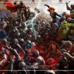 Convite 3 Os Vingadores 2