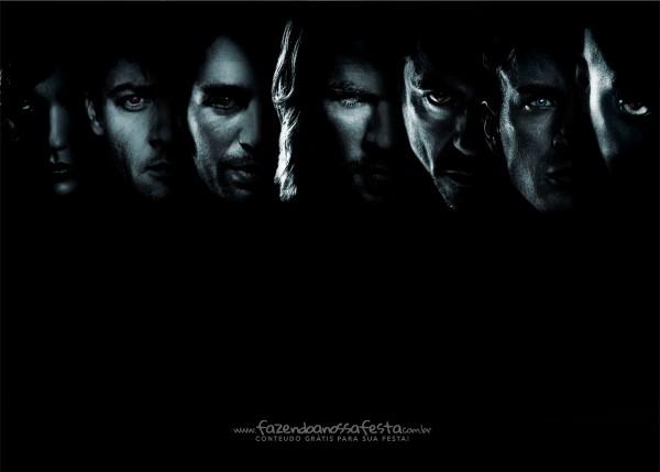 Convite 6 Os Vingadores 2