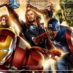 Convite 8 Os Vingadores 2