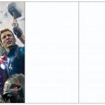 Convite, Cardápio ou Cronograma em Z Os Vingadores 2