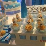 Docinhos Festa do Frozen da Sofia Longo