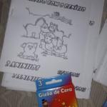 Livrinho de Colorir Festa Fazendinha do Benício
