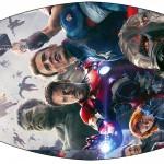 Esmalte Os Vingadores 2