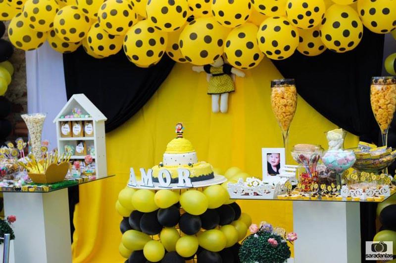 Festa Abelhinha da Melissa