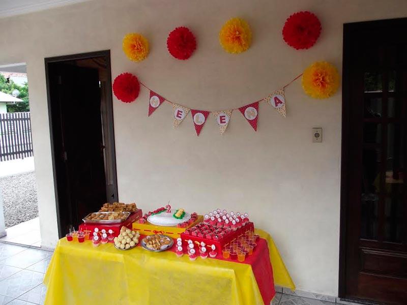 Festa Bichinhos do Jardim