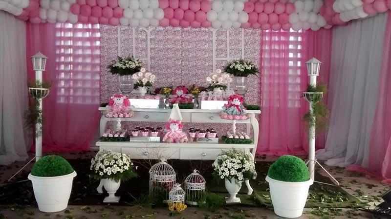 Festa Bonecas de Pano da Janete