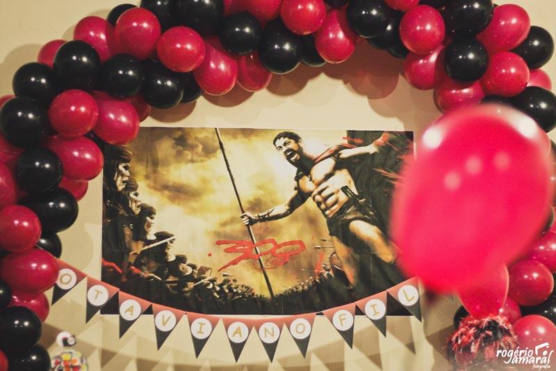 Festa Espartanos (Sparta) do Otaviano