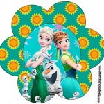 Flor Frozen Fever